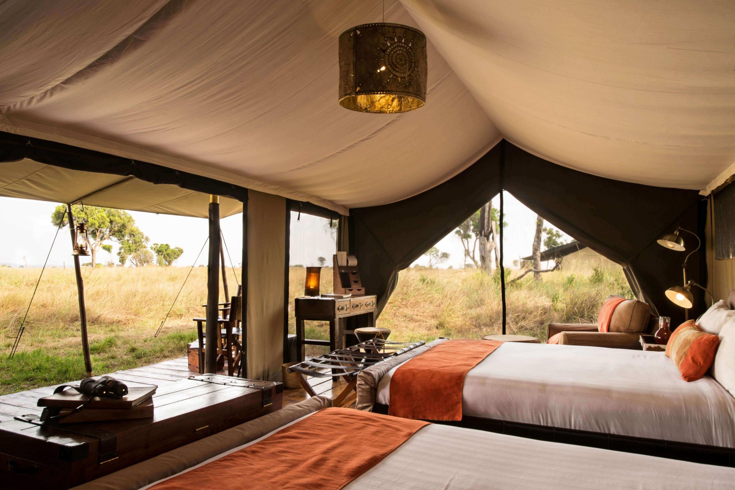 Mara & Ndutu Tented Camp