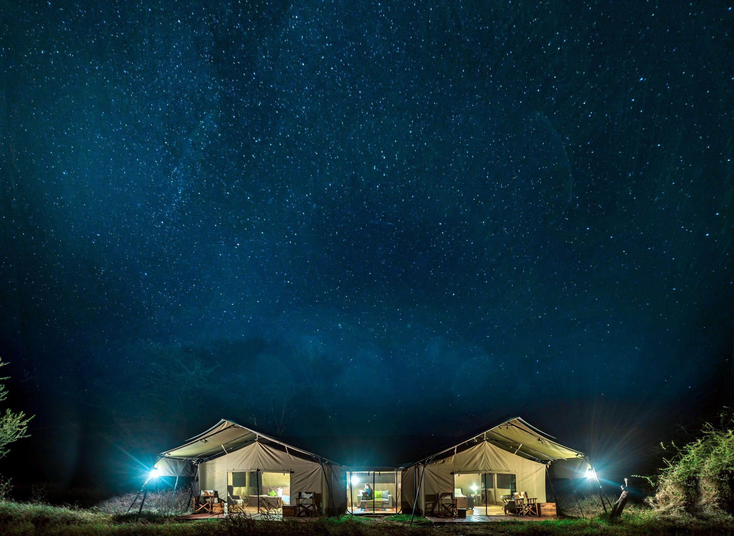 Ewanjan Tented Camp